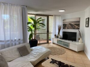 Currumbin accommodation holiday apartments Santuary beach